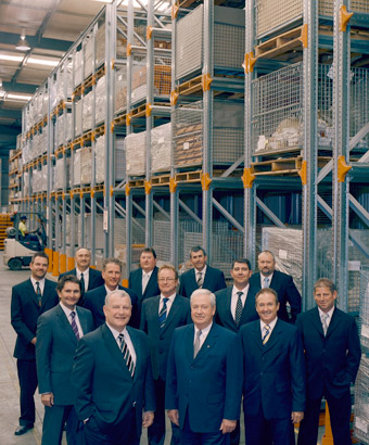 Colby Racking Distributors